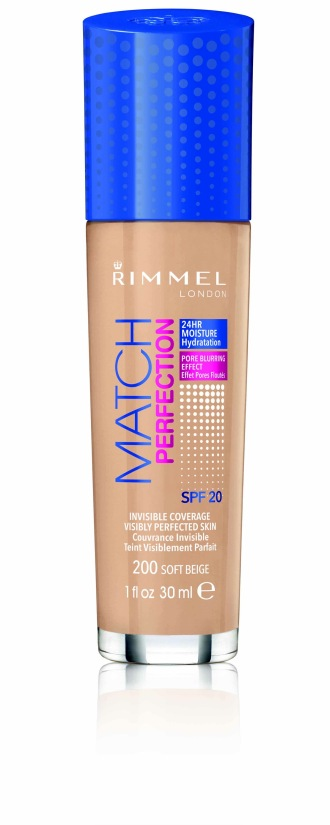 Rimmel Match Perfection Foundation SPF20